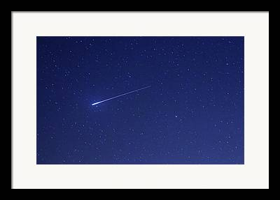 Geminids Framed Prints