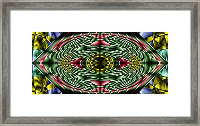 Gemstone Framed Print by Cbhristopher Gaston