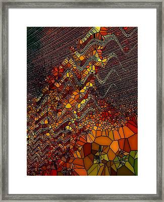 Gen001-am Framed Print