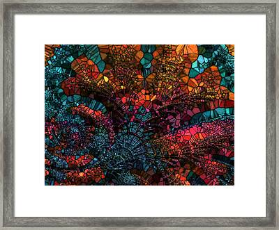 Gen002-am Framed Print