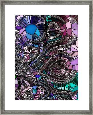 Gen003-am Framed Print
