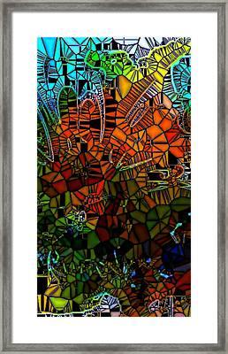 Gen004-am Framed Print by Amanda Moore