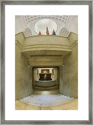 General Grant National Memorial Framed Print