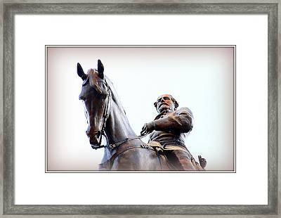 General Lee Framed Print by Greg Thiemeyer
