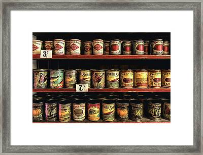 General Store 1 Framed Print by Nigel R Bell