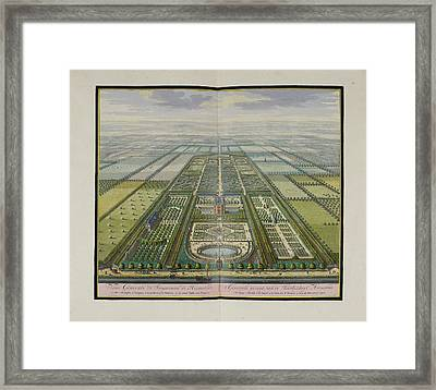 General View Of The Estate Of Heemstede Framed Print