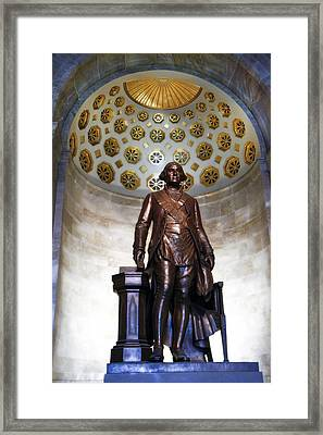 General Washington Framed Print