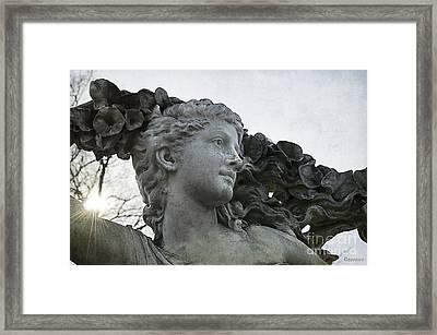 Generous Spirit Framed Print by Terry Rowe