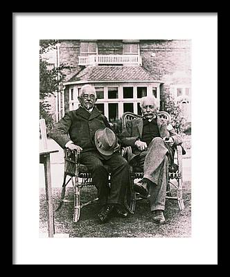 Royal Horticultural Society Framed Prints