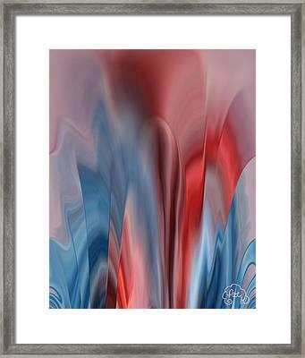 Gentility Framed Print by Patricia Kay