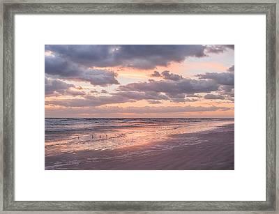 Gentle Daybreak Framed Print