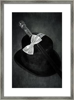 Gentleman Framed Print by Joana Kruse