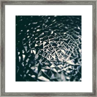 Geodesic Dunes Framed Print by Jaime Neo