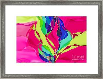 Geomox - 0701c03 Framed Print by Variance Collections