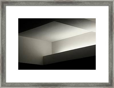Geometrica Framed Print