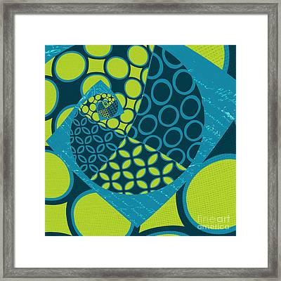 Geomix 14 - Sp01 Framed Print by Variance Collections