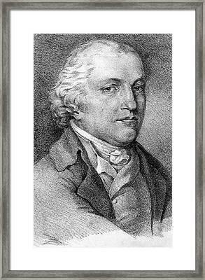 Georg Joseph Beer Framed Print