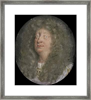 Georg Wilhelm, 1625-1705, Duke Of Brunswick-luneburg Framed Print