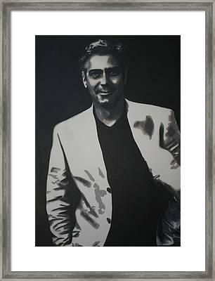 George 2013 Framed Print by Luis Ludzska
