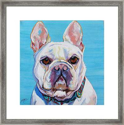 George Again Framed Print