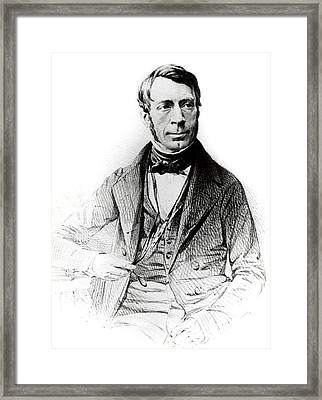 George Biddell Airy Framed Print by Universal History Archive/uig