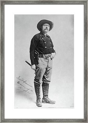 George Carmack (1860-1922) Framed Print by Granger