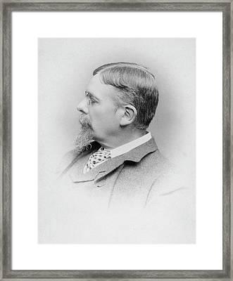 George Du Maurier (1834-1896) Framed Print