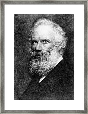 George Fitzgerald Framed Print