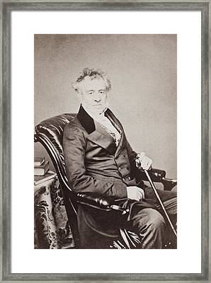 George Grote (1794-1871) Framed Print