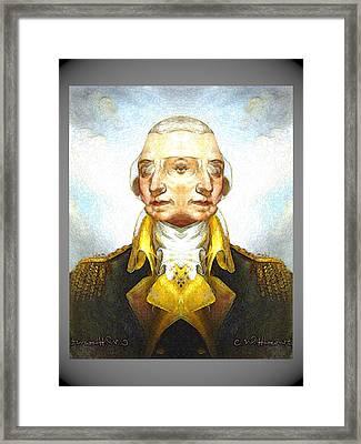 George-washington 1 Framed Print