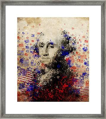 George Washington 2 Framed Print