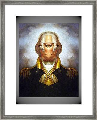 George-washington 2 Framed Print