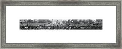 George Washington Law School Washington Framed Print
