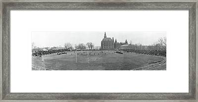 George Washington University Vs Framed Print