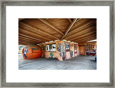 George's Oranges     Framed Print