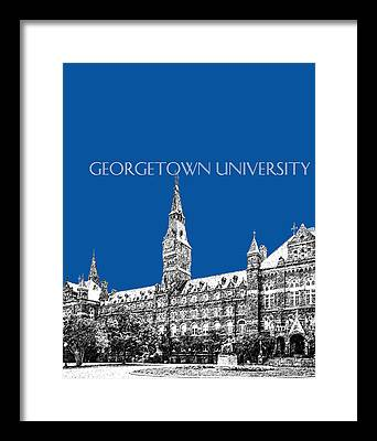 Georgetown Framed Prints
