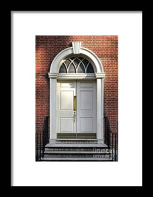 Lintels Framed Prints