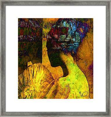 Georgianna Framed Print
