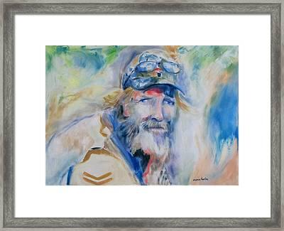 Gerard Framed Print by Susan Hanlon