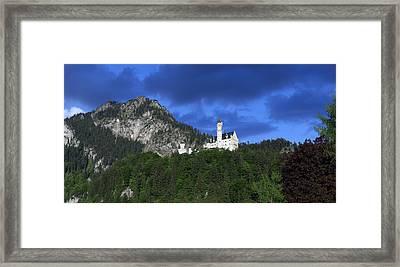 German Castle Framed Print by Hans Engbers