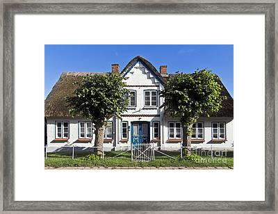German Country House  Framed Print by Heiko Koehrer-Wagner