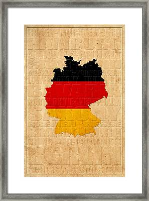 Germany Framed Print by Andrew Fare
