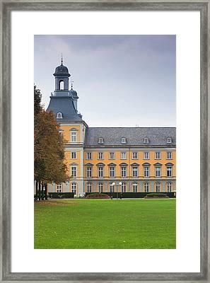 Germany, Nordrhein-westfalen, Bonn Framed Print by Walter Bibikow