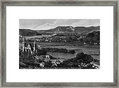 Germany Remagen, C1920 Framed Print