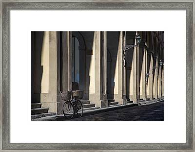Get Here.. Framed Print by A Rey