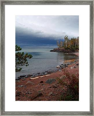 Get Lost In Paradise Framed Print