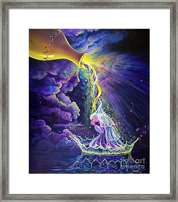 Get Ready Framed Print