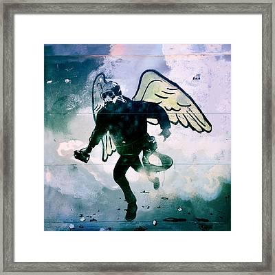 Get Your Shine On.. Framed Print