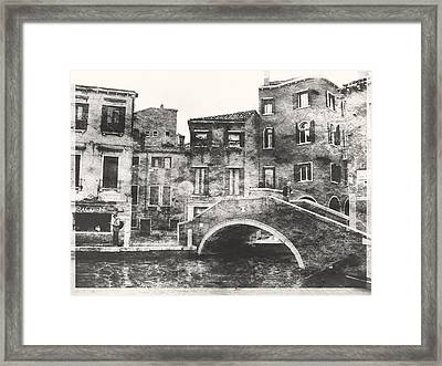 Getting Lost  Framed Print by Steven  Taylor