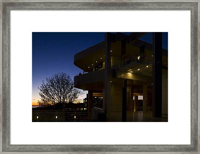 Getty Perspectives 5 Framed Print